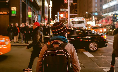 People in the city - Photo by Anubhav on Unsplash