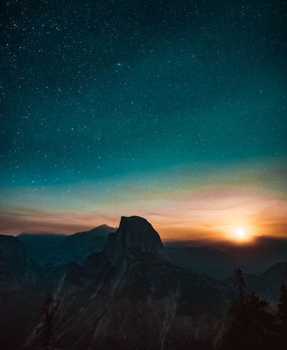 The beauty in God's creation- photo by Casey Horner - unsplash