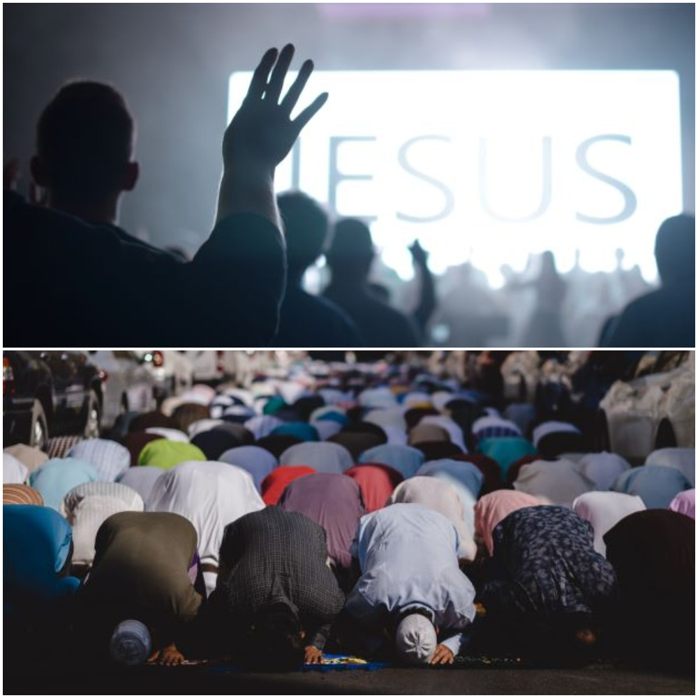 Is the God of the Bible and Islam the same God?